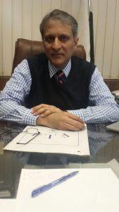 Director FIA Punjab Dr Usman Anwar. DS photo